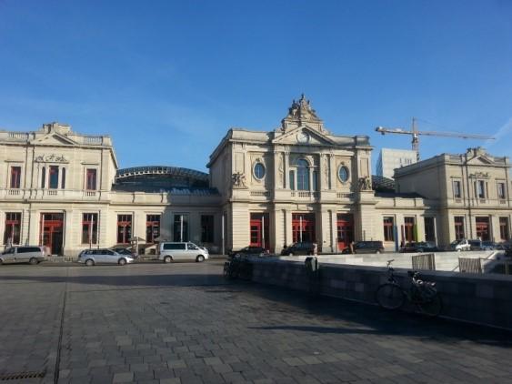 Centraal Station Leuven